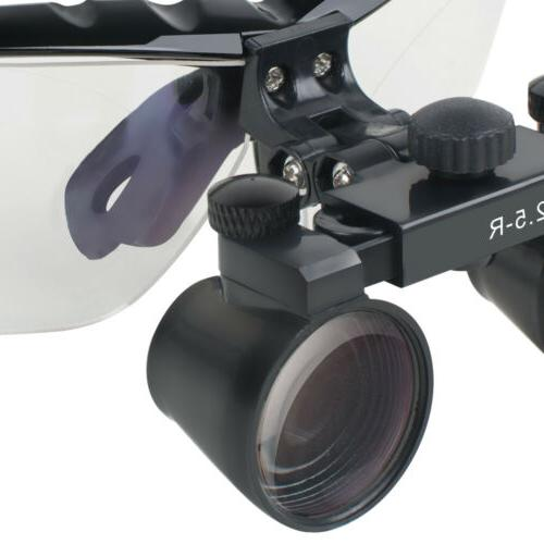 Upgraded 2.5X R Binocular Adjust