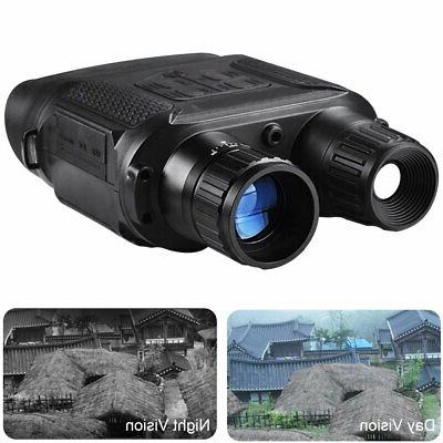 Digital NV400B Infrared HD Night Vision Hunting Binocular Vi