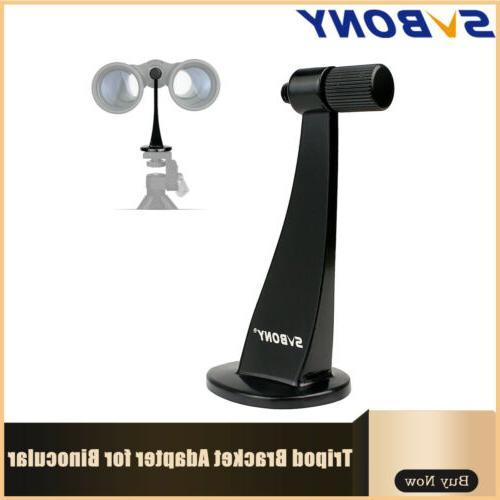 SVBONY Metal Adapter Mount Tripod Bracket for Binocular Tele