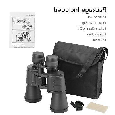 180 x 100 Day Vision Travel Binoculars