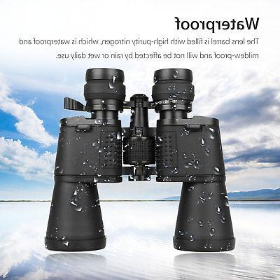 180 Day Travel Binoculars Telescope+Case