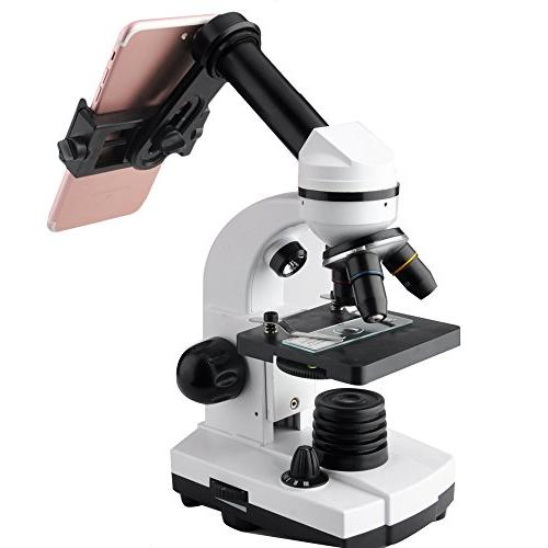 Microscope Smartphone for Microscope Eyepiece 23.2mm, WF Eyepiece - and Record The Micro World