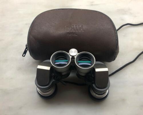 Nikon binoculars 6 x 15 with original case excellent