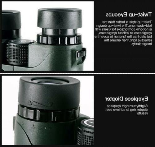 USCAMEL Military 10x42 Binocular