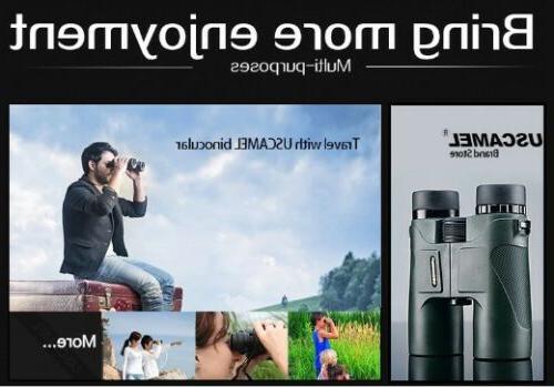 USCAMEL HD 10x42 Binocular