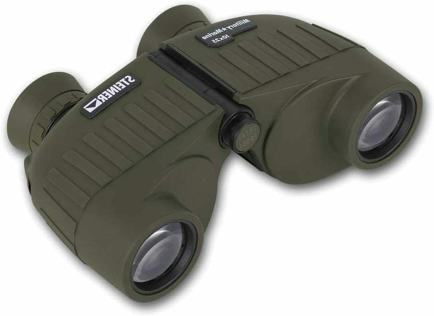 Steiner 10x50 Military Marine Binocular with Free Harness St