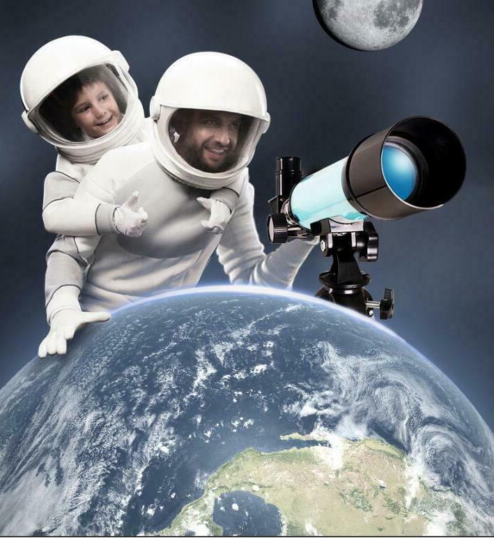 Mini 1.5x astronomical refraction