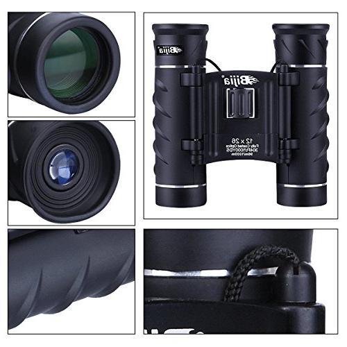 G4Free HD BAK4 Clear Lens,Ultra-Vision, for Bird Watching Sports Events Concerts