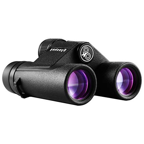 Eyeskey 10x25 for Adults,Compact primium Optics Body give You Experience