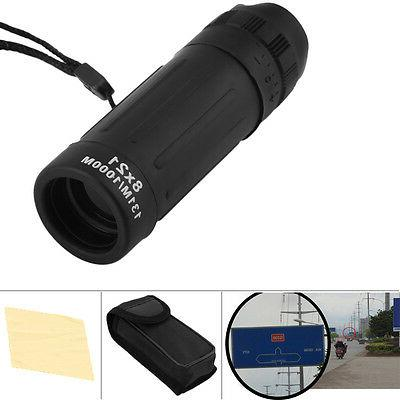 8x21 Mini Travel Monocular Telescope Tourism Scope Binocular