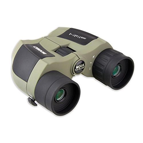 Carson Compact Lightweight Binoculars Watching, Camping, Surveillance, Sight-Seeing, Safaris, and Outdoor Adventures