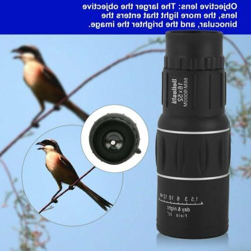 Dual Lens Armoring Travel Binoculars HX