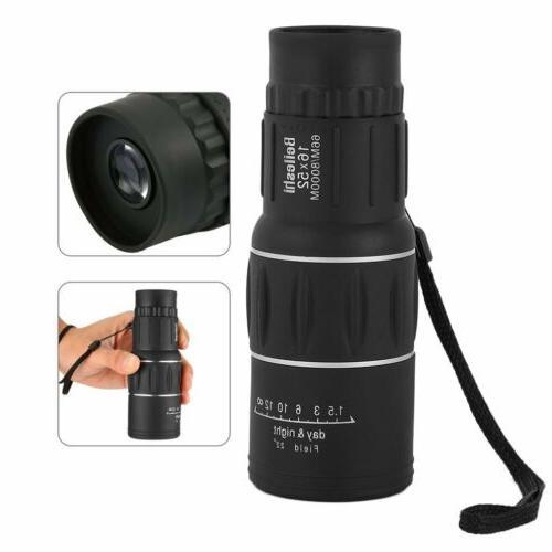 Dual Focus Armoring Monocular Travel Binoculars HX