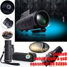 New Outdoor Monocular Optical Day&Night Vision 40X60 HD Hunt