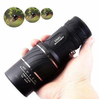 monocular optics zoom lens camping
