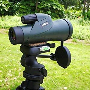 Gosky 12x55 Smartphone - 2018 New Waterproof Monocular Prism for Watching Hunting Wildlife