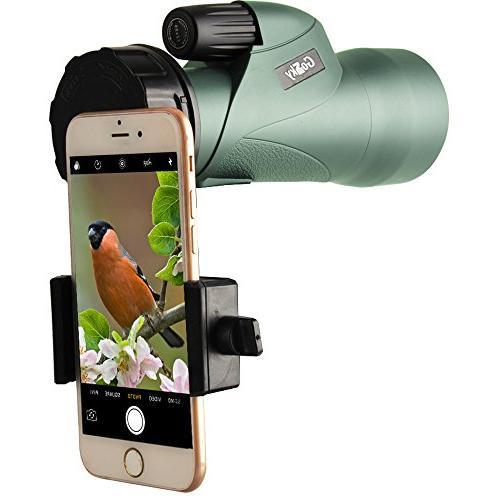 Gosky Definition Smartphone New Monocular Watching Wildlife Secenery