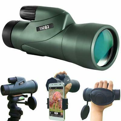monocular telescope quick smartphone holder