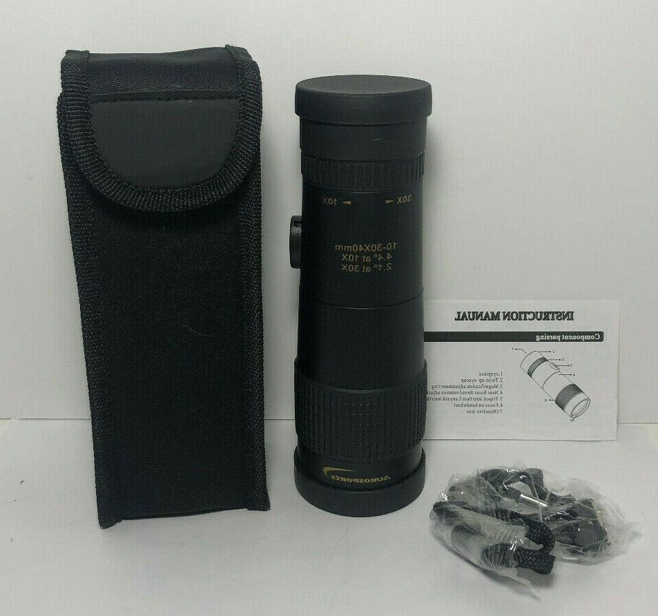 monoscope aedc 1120 10 30x40mm