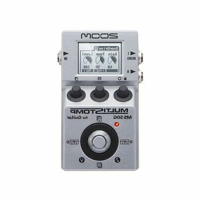 ms50g multi effects guitar effect pedal