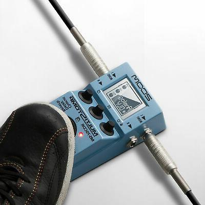 Zoom MS70CDR MultiStomp Chorus Reverb Guitar