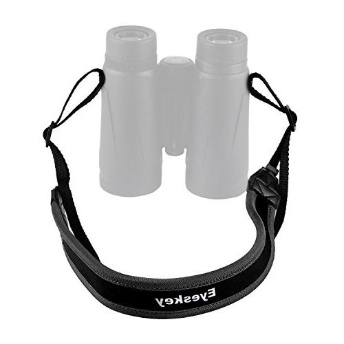Eyeskey Multifunctional Light-Weight Breathable Comfortable Neck Strap, Binoculars, Cameras and 2oz