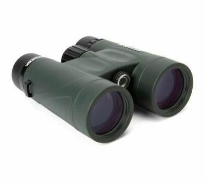 nature dx 10x42mm roof prism binoculars green