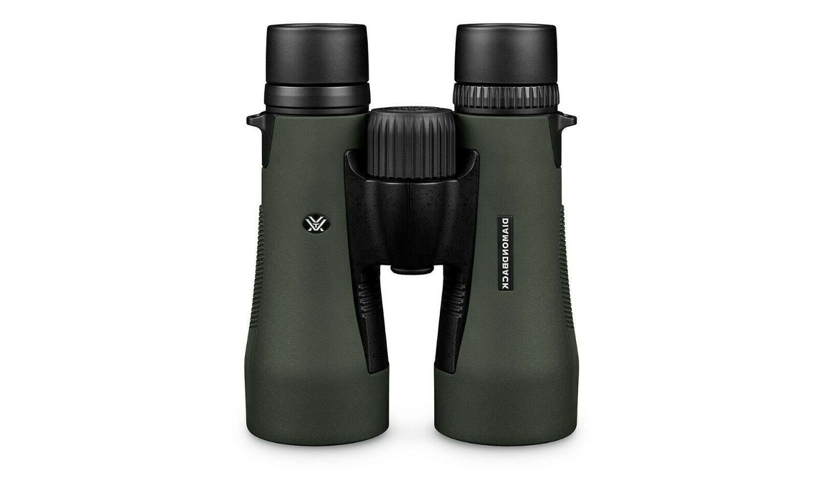 Vortex Optics New 2019 Diamondback HD 12x50 w/ Harness