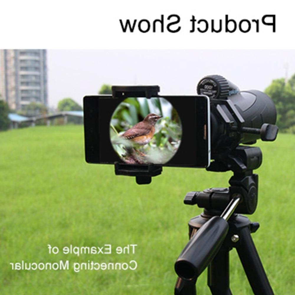 Clip <font><b>Binocular</b></font> Scopes Universal Camera Black
