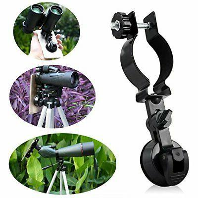 new universal portable spotting scope adapter mount