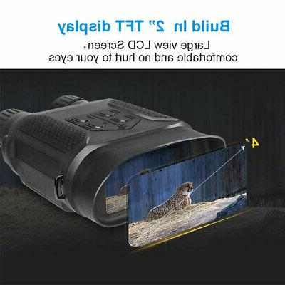 Digital NV400B HD Night Vision Video Camera Scope