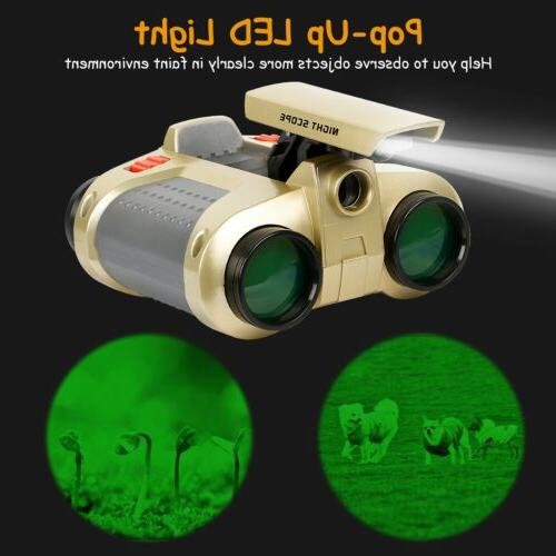 Night Vision Binoculars Telescope Gift for