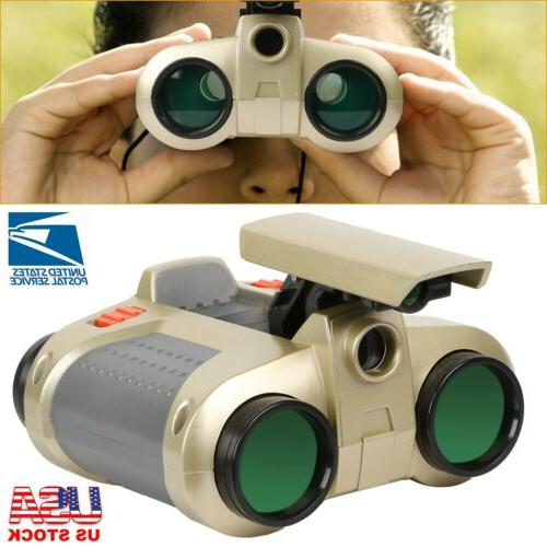 Night Vision Binoculars Telescope Pop-Up