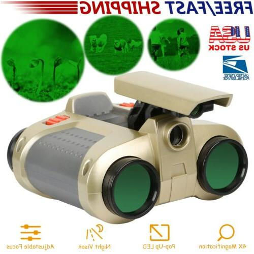 night vision surveillance scope binoculars