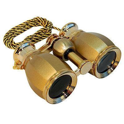 HQRP Binocular w/ Chain