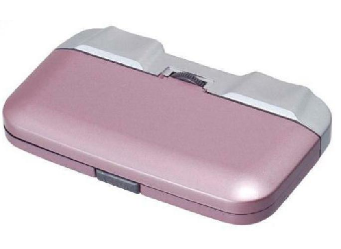 Kenko Opera Glass Pliant 3X25 Slim Pink