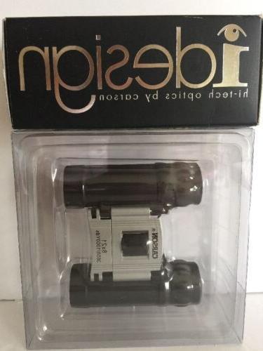 optics 8 x 21 compact binocular binoculars