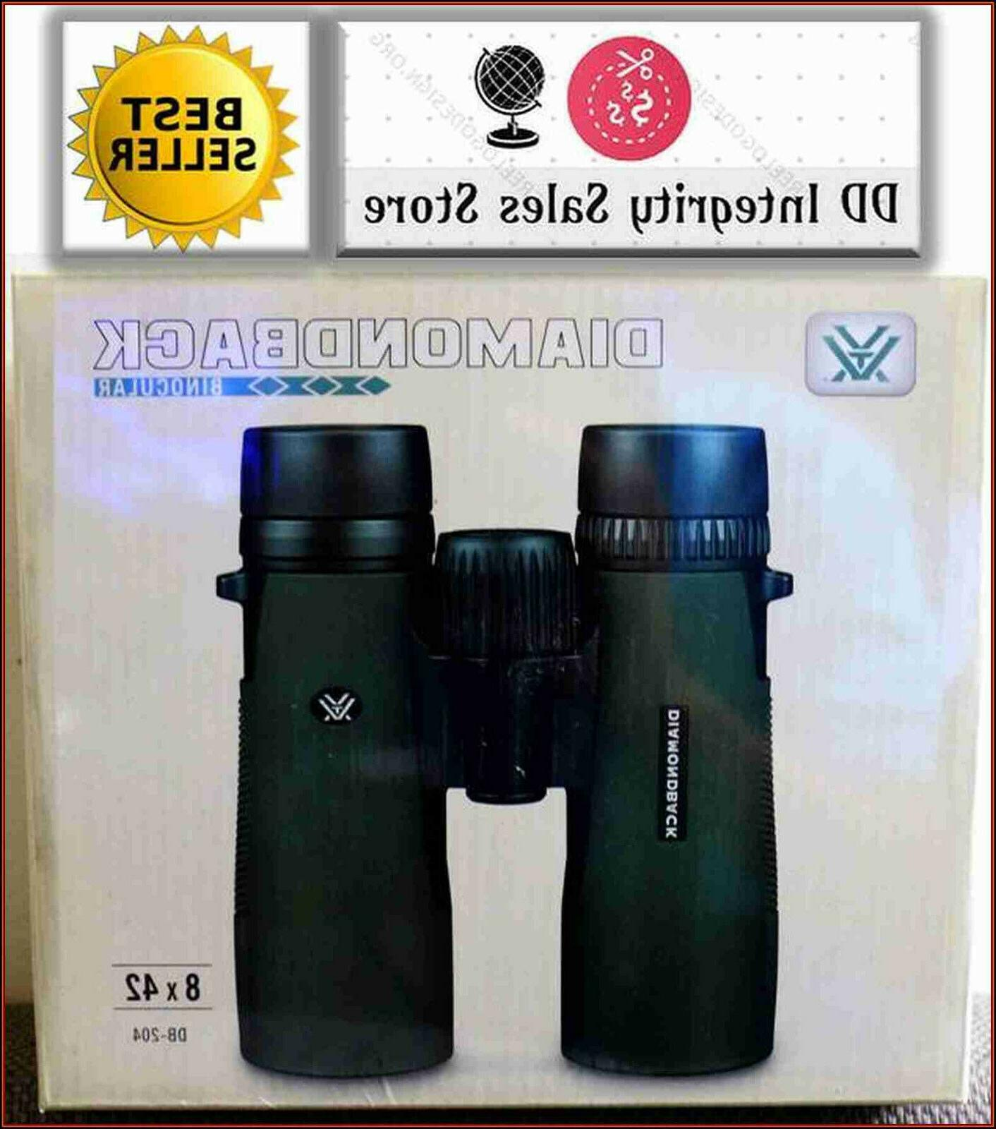optics diamondback roof prism binoculars