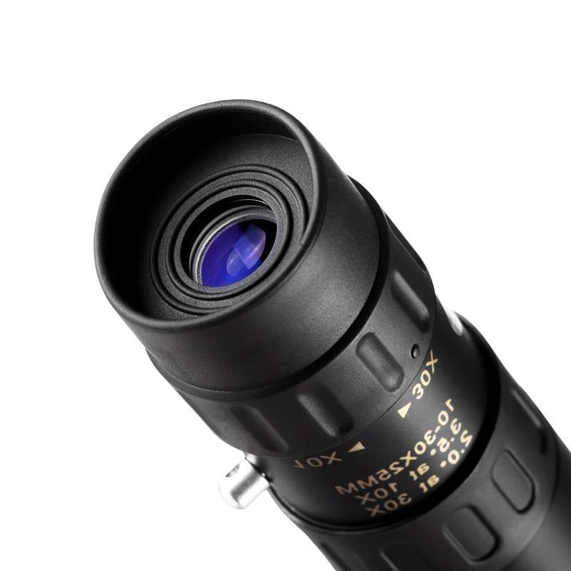 10-30x25 Monocular High Quality Telescope Pocket Nikula