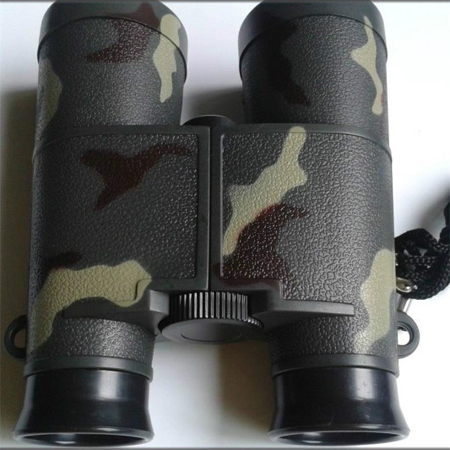 OUTAD Mini Folding Camouflage <font><b>Binoculars</b></font> For