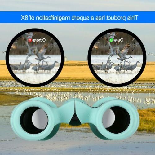 Outdoor Binoculars for Kids Watching EK