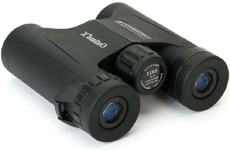 Celestron Outland 8X25 Binoculars – Waterproof Fogproof Binoculars