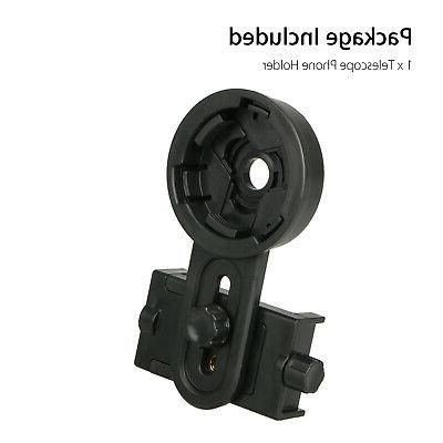 Universal Phone Adapter Mount Spotting Scope
