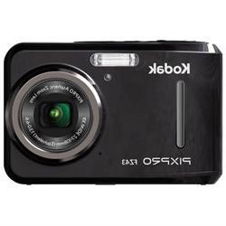 Kodak PIXPRO FZ43 16.2 Megapixel Compact Camera - Black - 2.