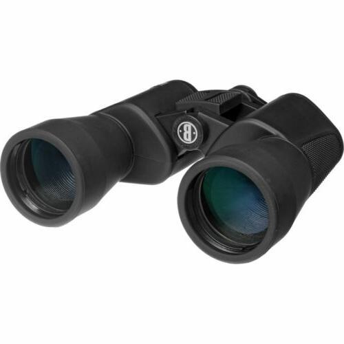 Bushnell - 20X50mm Black Porro Prism, Box Product Category: