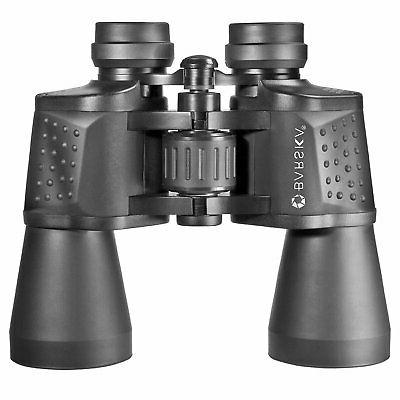 porro zoom binoculars w carrying