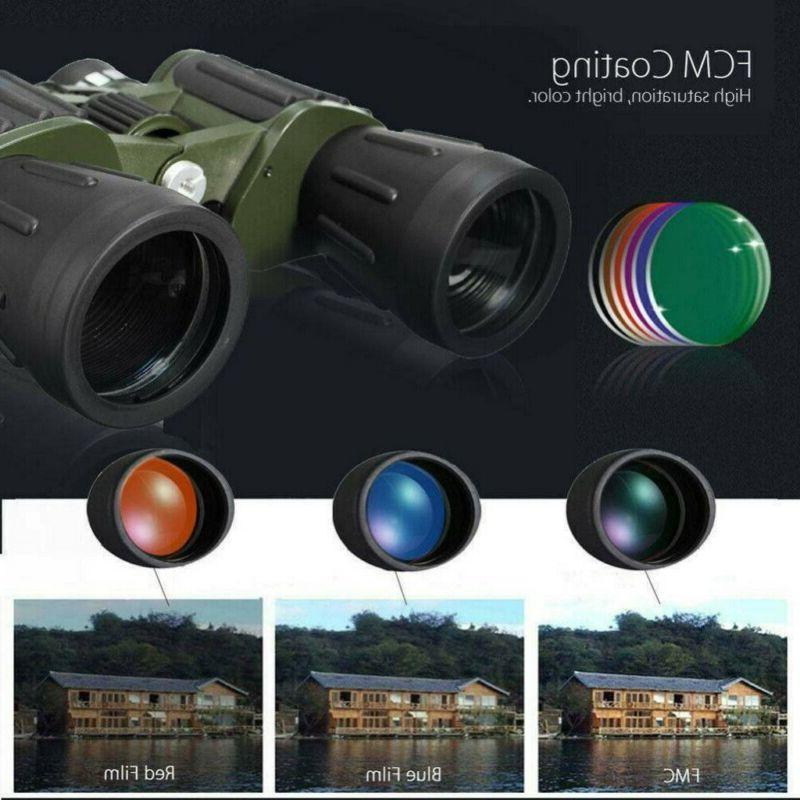 Portable Binocular Telescope for Hunting