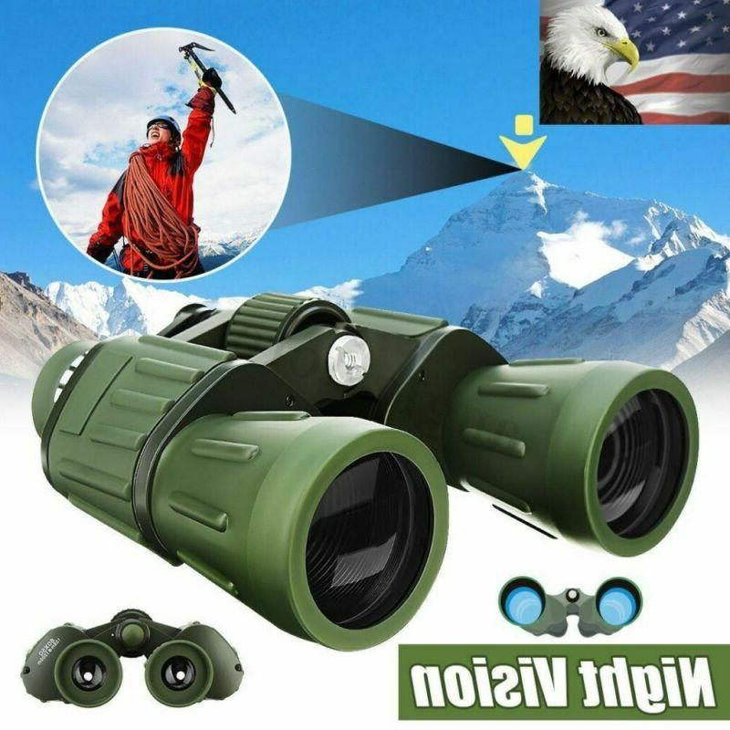 Portable Telescope Hunting
