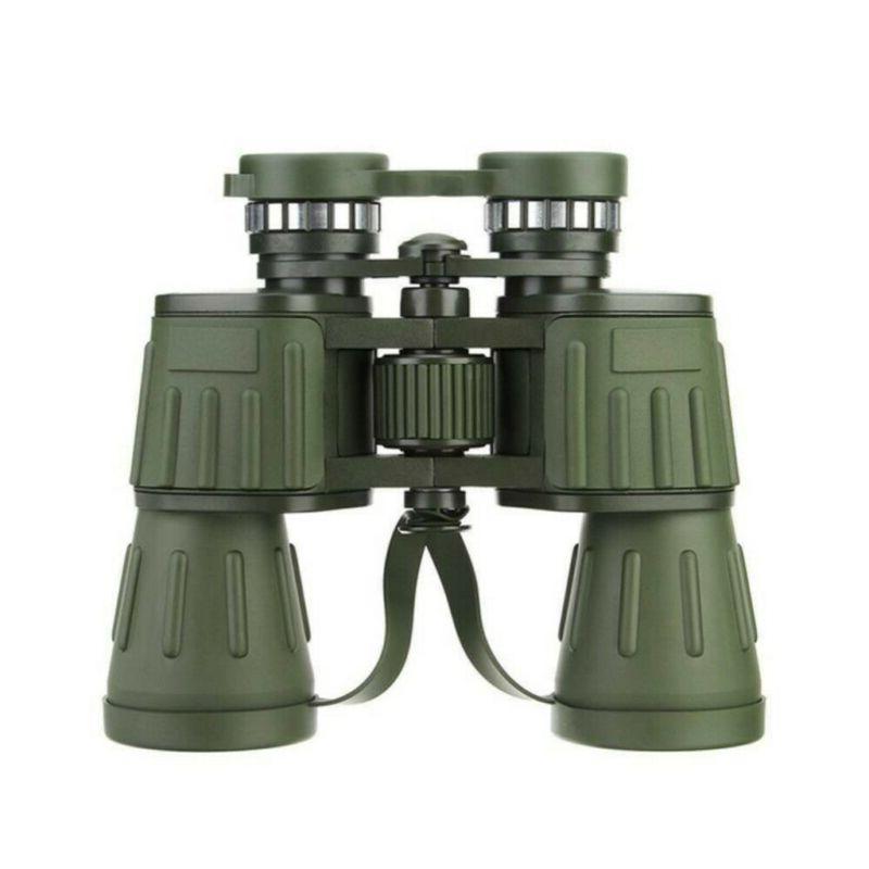 Portable Binocular Durable Telescope Hunting 60x50