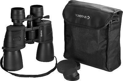 Barska Power Binoculars,10-30X50 Zoom AB10168, Carry Case &